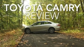 2015 Toyota Camry Review | Consumer Reports
