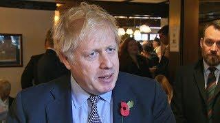 video: MPs pledge to make Boris Johnson honour promise to stop prosecutions of Northern Ireland veterans