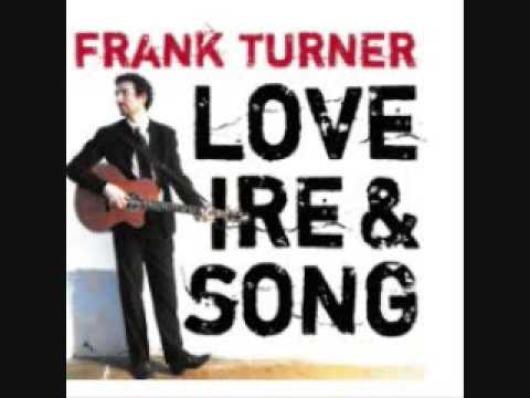 Substitute- Frank Turner