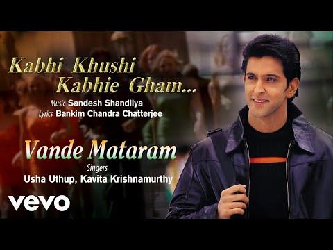 Official Audio Song | Kabhi Khushi Kabhie Gham | Usha Uthup |Kavita Krishnamurthy
