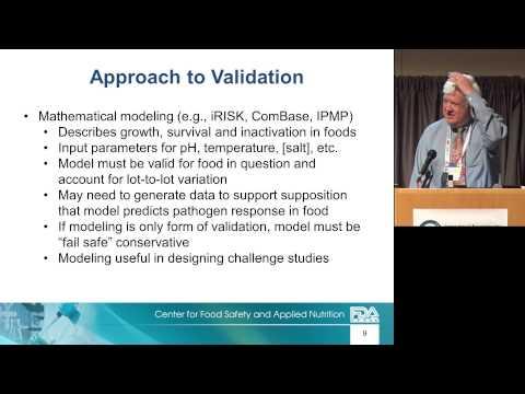 ILSI NA: IAFP 2015: Regulatory Credibility
