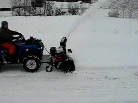 ATV Snowblower