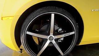DUB Wheels - Rio 5 Chevy Camaro