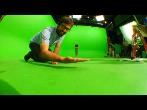 Gentlemen Broncos Webspot #1 - Fun With Green Screen