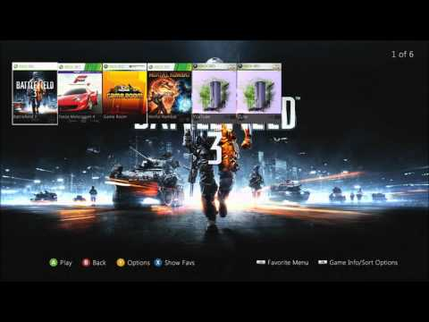 Battlefield 3 HD texture on Xbox 360 JTAG RGH RGH2