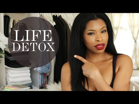 How To Detox Your Life | WELL-BEING