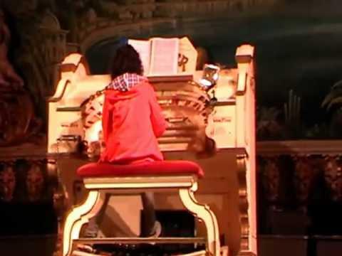 Blackpool Tower Ballroom Organ Blackpool Tower Ballroom Organ