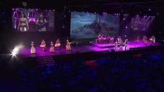 download lagu Moana Presentation  D23 Expo Dwayne Johnson Lin-manuel Miranda gratis
