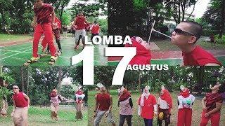 RUSUH Lomba Makan Krupuk, Tarik Tambang 17 Agustusan Gen Halilintar SERUUUUU!!