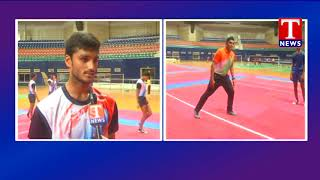 Special Report On Kabaddi Coach Srinivas Reddy | Sangareddy  live Telugu