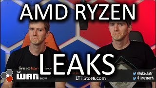 Ryzen Leaks Making Intel Look BAD - WAN Show June 21, 2019