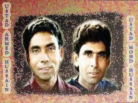Maine Tumko Dil Diya - Ustad Ahmed Hussain Ustad Mohd. Hussain...