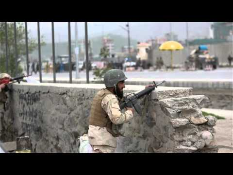Suicide car bomber attacks heart of Afghanistan's Kabul