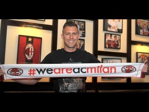 Jérémy Ménez - Welcome to Ac Milan | HD |