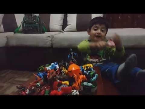 Colección Juguetes de BEN 10 / Toys Ben10