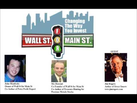 Please visit the Wall St for Main St website here http://www.wallstformainst.com/ where you can now get a FREE copy of our Petro Profit Report. Wall St for M...