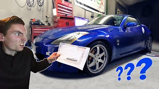 How Much Power has my Nissan 350Z LOST in 13 Years?