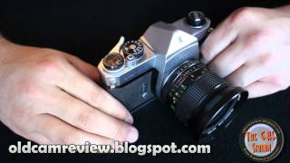 Pentax Spotmatic Review