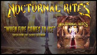 Watch Nocturnal Rites When Fire Comes To Ice video