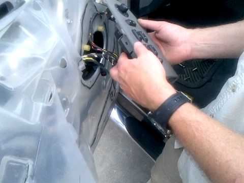 How to Replace 2004 Ford F-150 Front Driver side Window Regulator