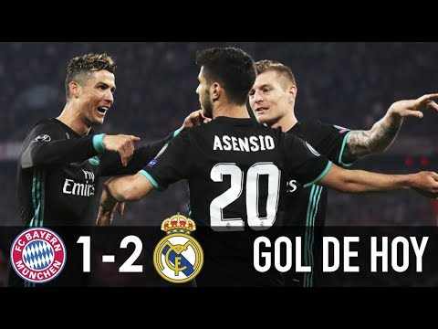 Bayern Real Madrid 1-2 I Bayern Munich 1 Real Madrid 2 I Champions League thumbnail