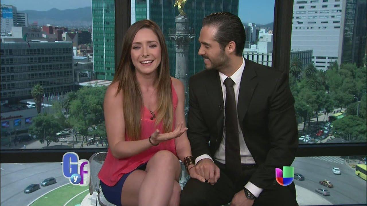 José Ron y Ariadne Díaz encontraron el amor en 'La Mujer ...