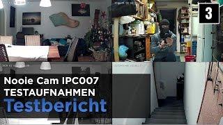 Nooie Cam im Test - 720P Kamera als Babyphone oder zur Haustierüberwachung - Testaufnahmen(3)