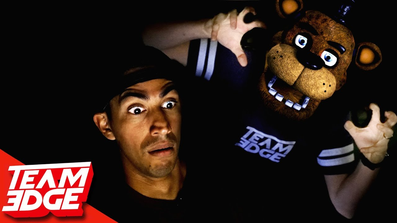 Five Nights at Freddy's | In Real Life!!