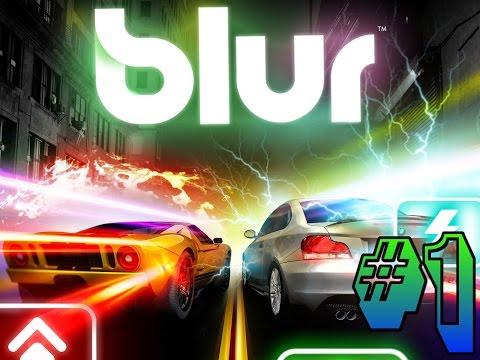 (+16) Blur №1: Дождь из зарядов....