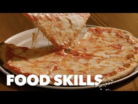 Roman-Style Pizza Is the Perfect Pie for Thin-Crust Lovers | Food Skills