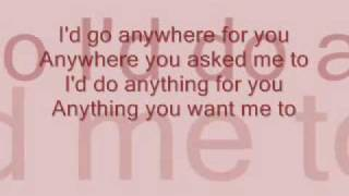 Baixar - Anywhere For You With Lyrics Back Street Boys Grátis