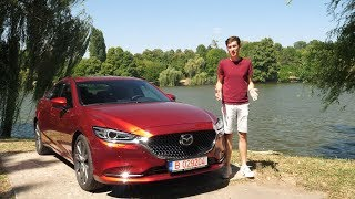 Mazda 6 (2018) -  2.2 diesel - Cel de-al doilea facelift -Cavaleria.ro
