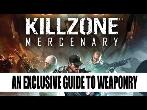 Killzone Mercenary - Exclusive Gameplay Reveal - A Guide to Weaponry