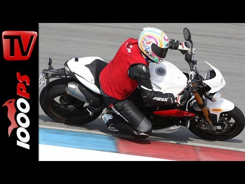 2015 | TRIUMPH Speed Triple R - Test Rennstrecke Brünn