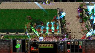 Warcraft 3 Stronghold Gameplay