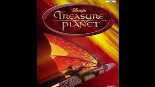 PS2 Treasure Planet  Demo Disc Trailer