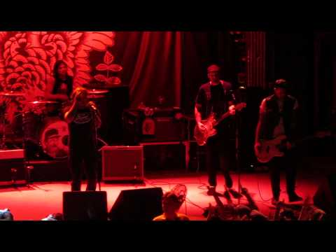 The Gaslight Anthem - Handwritten Live @ Ogden Theater Denver, Co April 29, 2013