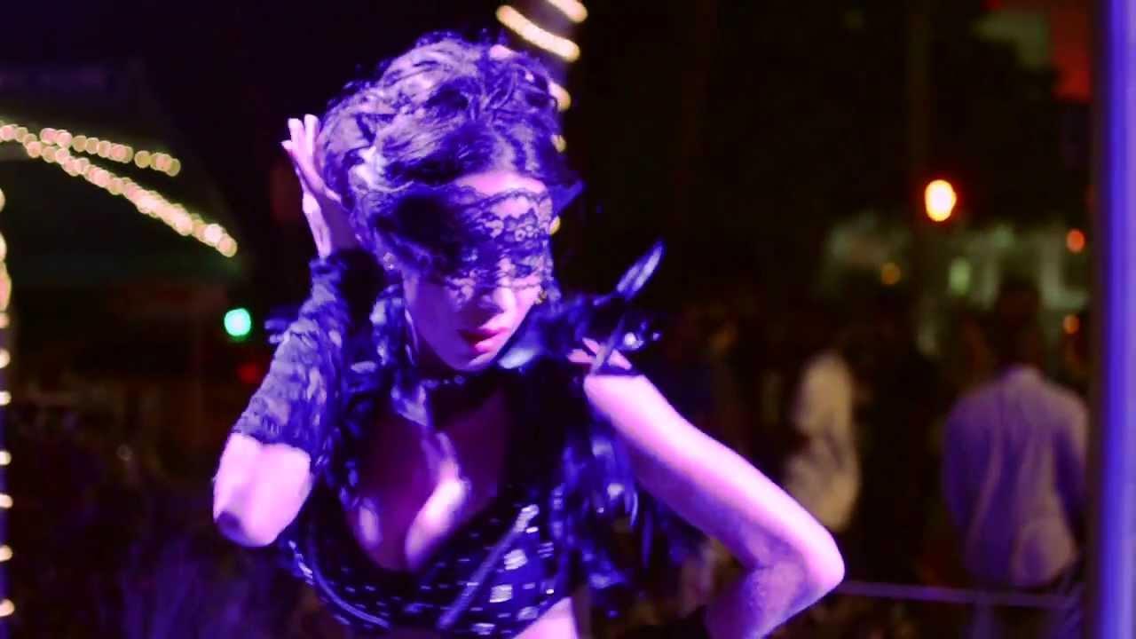 Entertainment Dancers Miami Miami Dancers at Clevelander