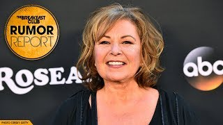 Roseanne Cries During Interview, Michael Rapaport Stops Man From Opening Emergency Exit On Plane