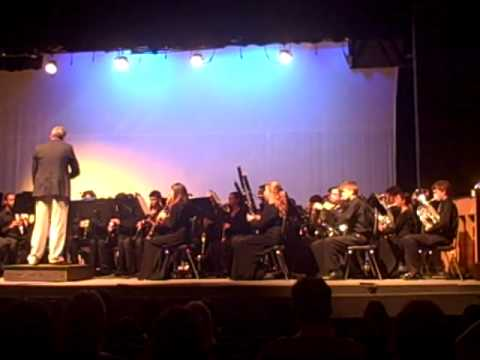 American Folk Rhapsody No. 3 - Dr. Phillips High School Wind Ensemble