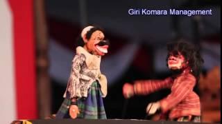 wayang golek bobodoran babad magada    apep as hudaya Giri Komara  part 17