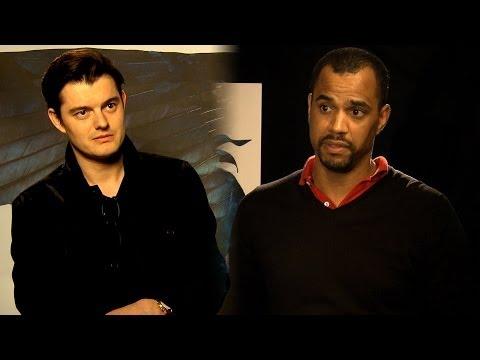 "PATZE TALKS: Sam Riley on ""MALEFICENT"""