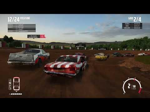 Wreckfest: Next Car Game Race 1