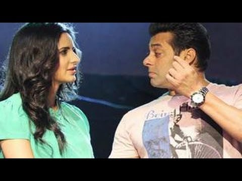 Salman Khan IGNORES ex girlfriend Katrina Kaif