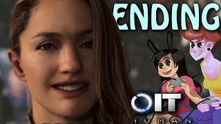 Good Ending | Detroit Become Human | 2 Girls 1 Let's Play Gameplay Part 29