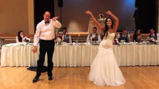 Funniest Father Daughter Dance