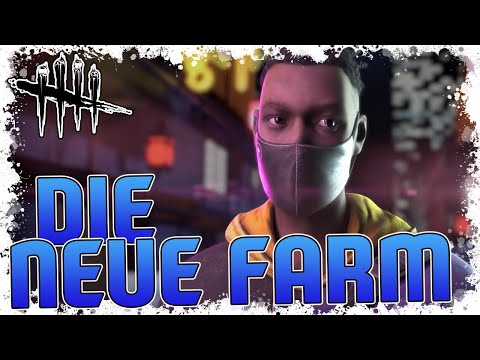Mal die neue Farm auschecken - Dead by Daylight Gameplay Deutsch German