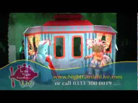 In the Night Garden Live - Richmond Old Deer Park, London 2013 30s trailer