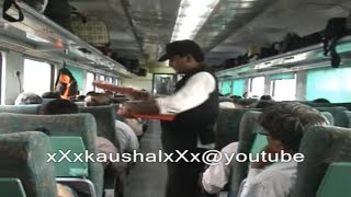 Inside New Delhi Lucknow Swarn Shatabdi (2004 Down), a complete journry