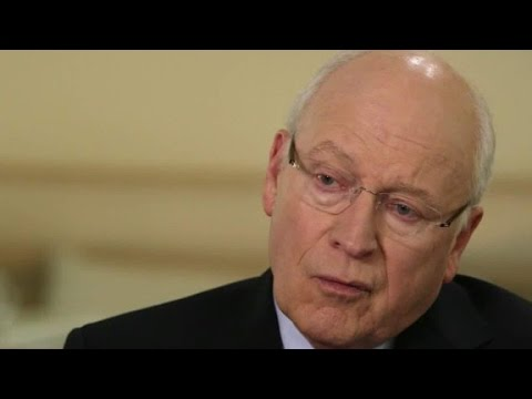 Fmr. V.P. Cheney blames Pres. Obama for spread of ISIS